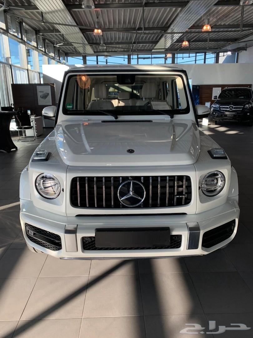 مرسيدس جي Mercedes-Benz G 63 AMG