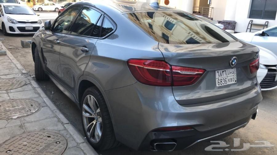 BMW مديل 2017 X6 محافظة جدة
