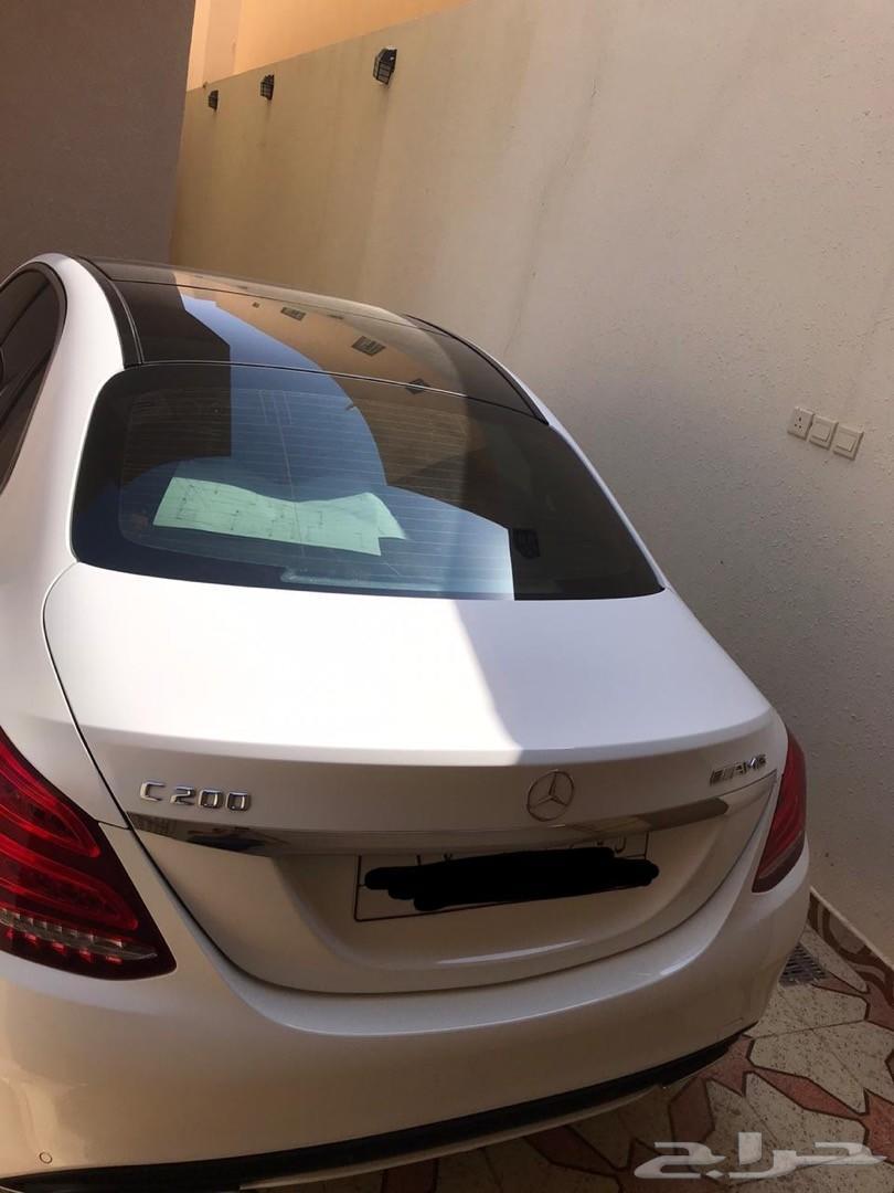 مرسيدس c200 AMG 2015