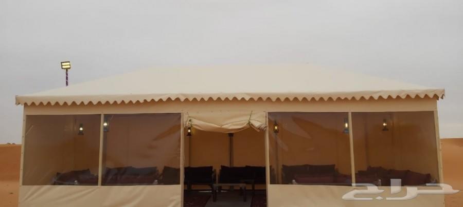 مخيم للايجار بالعاذريه
