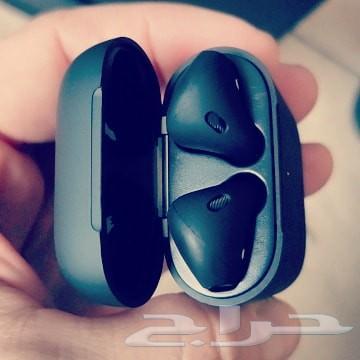 سماعة Apple Airpod درجة اولى .. ابيض وأسود