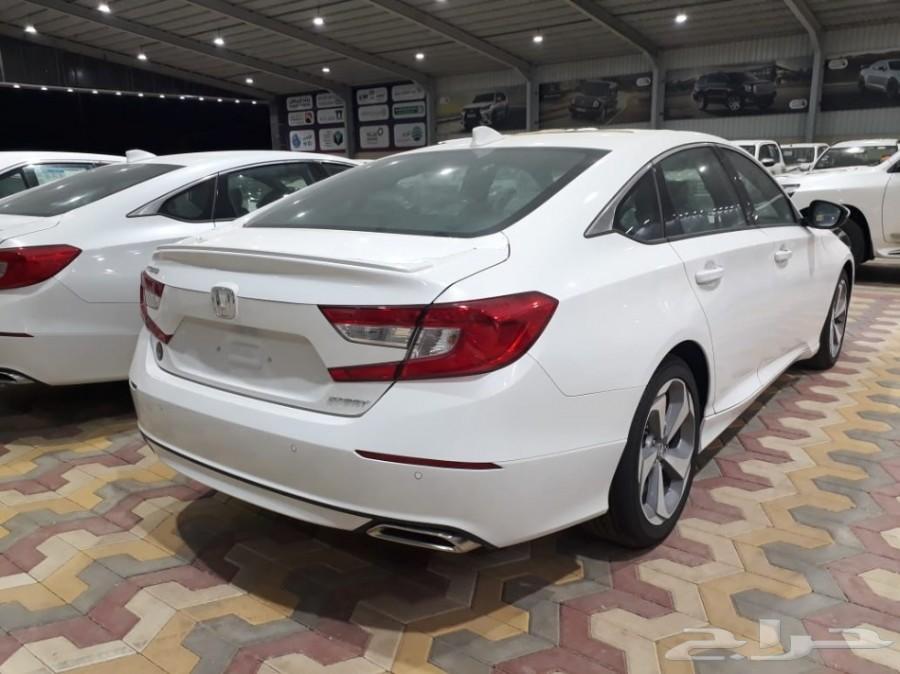 هوندا  اكورد  2018 نص فل اسبورت سعودي 95000