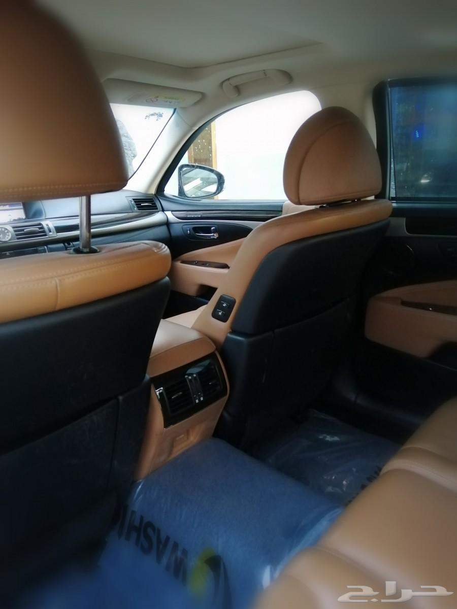 لكزس   460 LS  لارج L 2013 سعودي