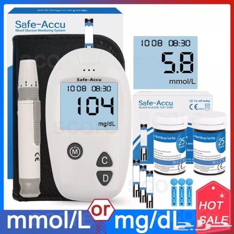 اجهزة ضغط واجهزة ربو وسكر