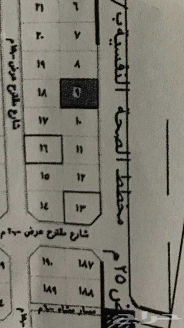 ارض بمخطط بني سار 1330