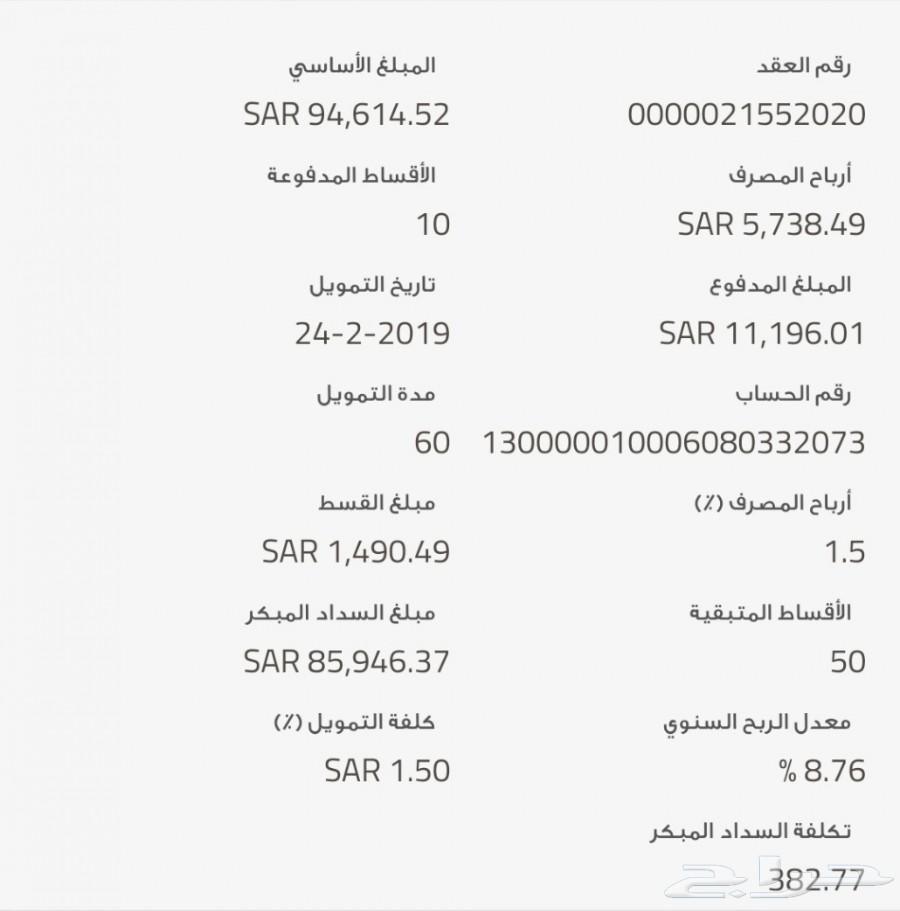 للتنازل سوناتا 2019 بدون مقابل بنك الراجحي