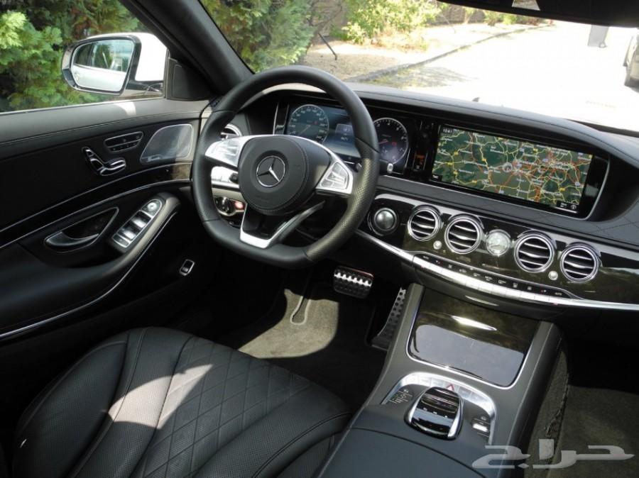 مرسيدس S500 4matic amg