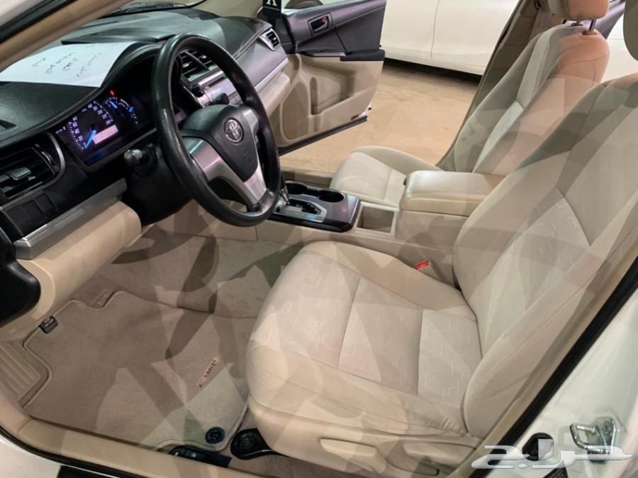 تايوتا كامري S موديل 2014 ( تم البيع )