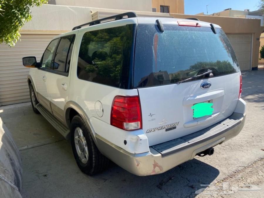 للبيع سياره فورد اكسبيدشن 2005