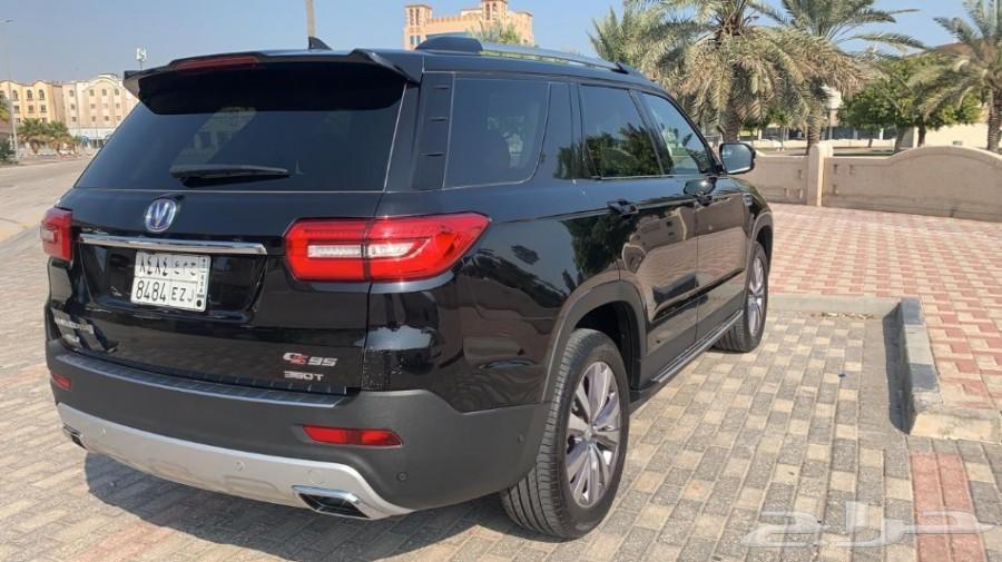 للبيع سيارة شانجان CS95  موديل 2019