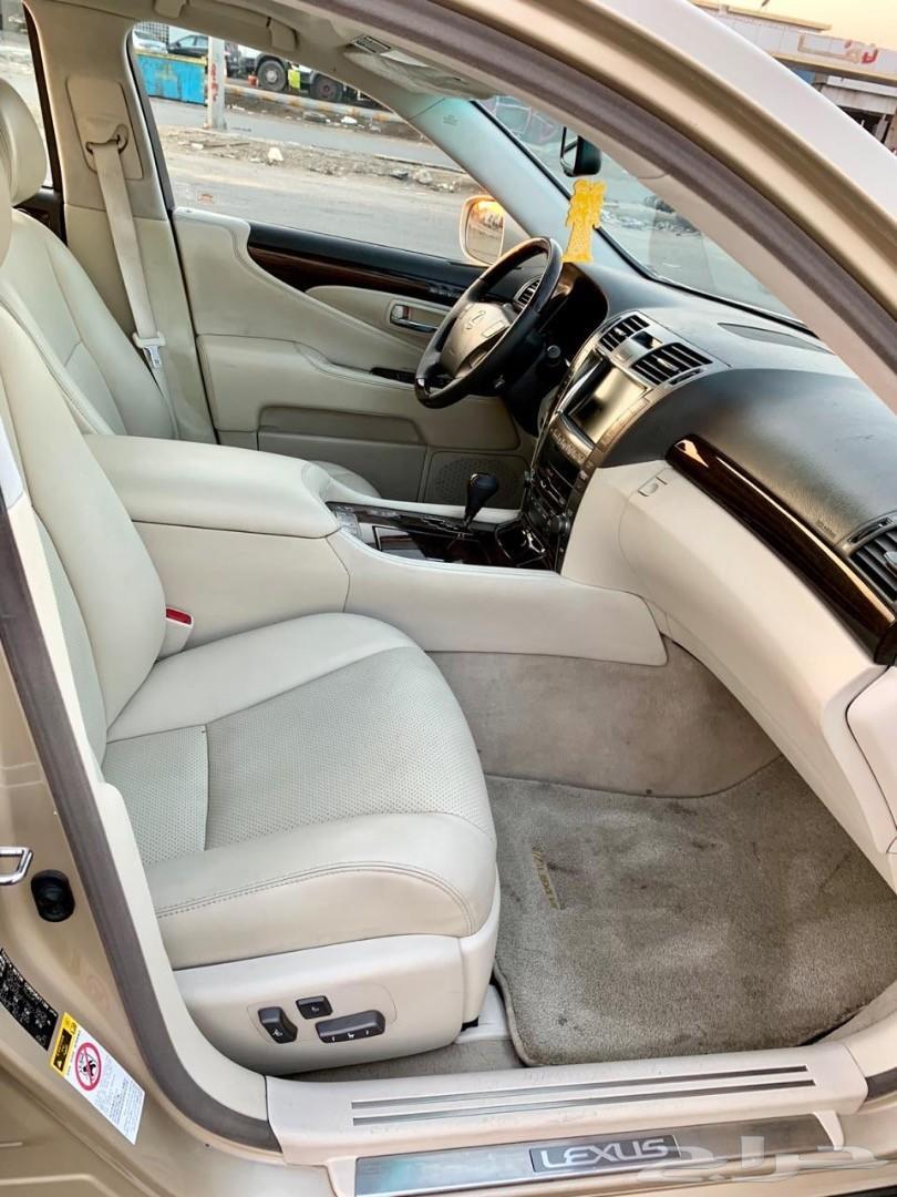 لكزس 460L سعودي  تم البيع