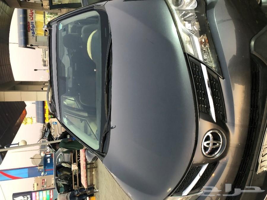 سياره تويوتا راف فور للبيع 2013 نظيفة