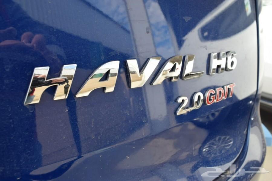 هافال H6 سوبريم 2020 ( بانوراما ). قمة البرج