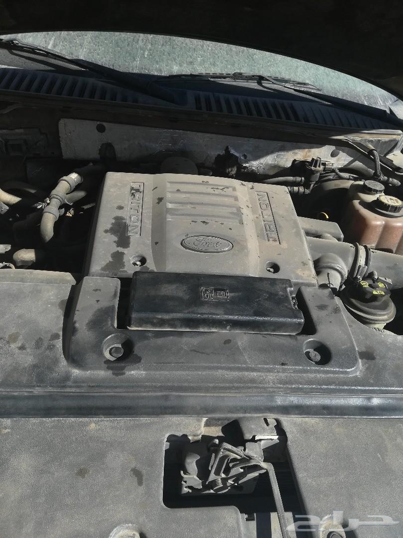 للبيع سيارة فورد اكسبيدشن 2007