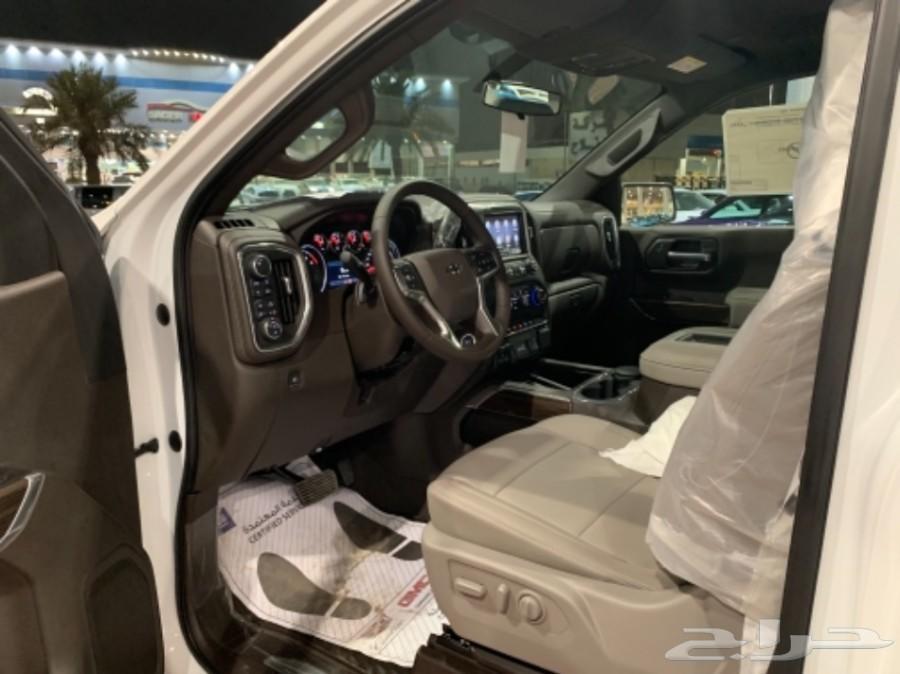 سلفرادو - RST غماره - 142الف شامل - 2019سعودي