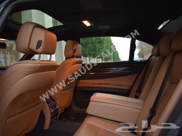 BMW 740LI 2013 بي ام دبليو 740 ناغي