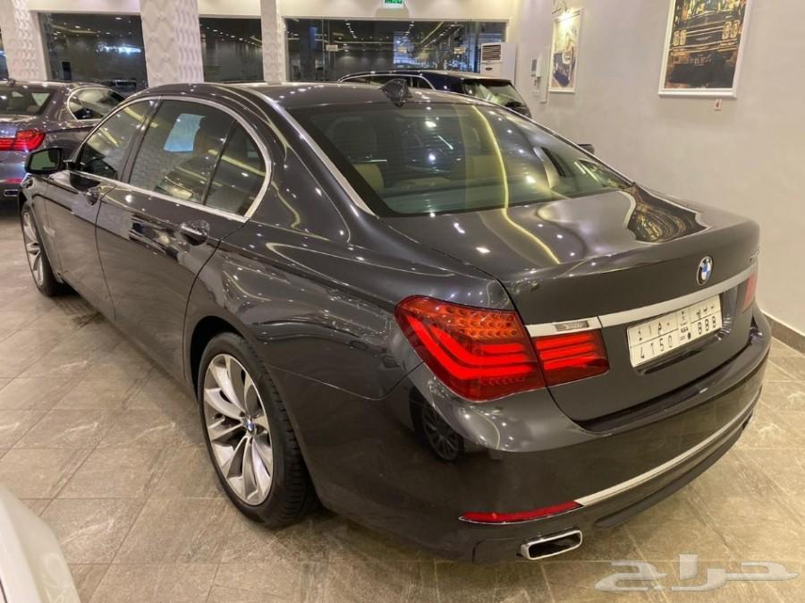 (( تم البيع )) BMW 730 LI