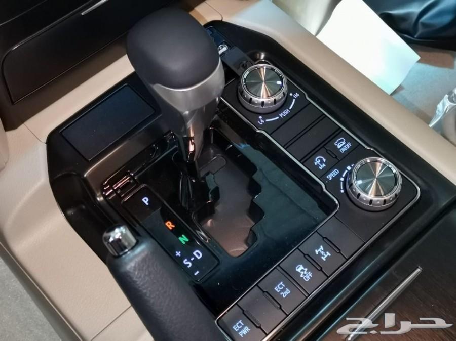 لاندكروز GXR جراند تورينج ابيض  2020 سعودى