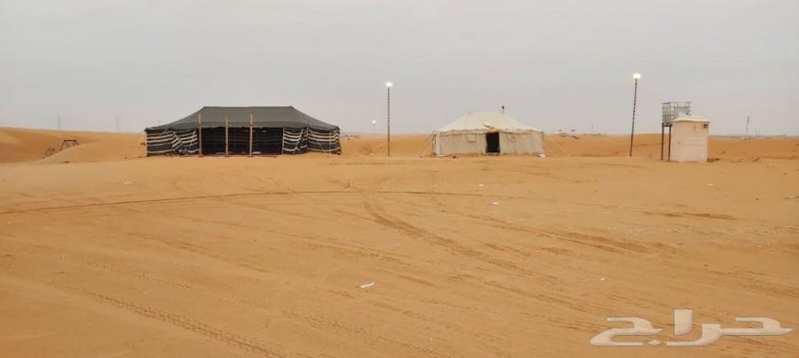 مخيم عبير العاذريه للايجار جديد