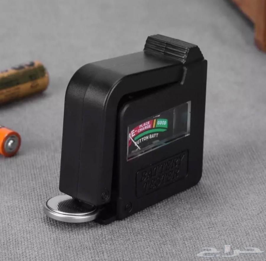 جهاز قياس نسبة البطاريات