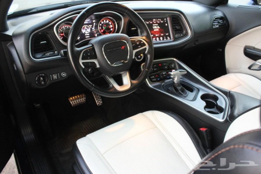 ( تم البيع ) تشالنجر فل كامل 2015 V6