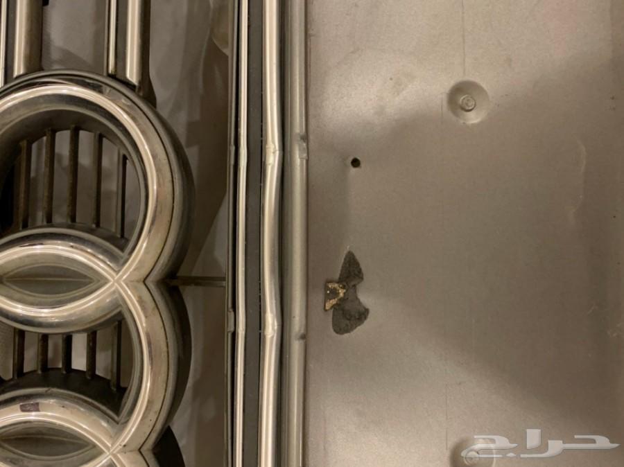 قطع جديدة أودي S3 - صدام خلفي واسطب خلفي وجنط