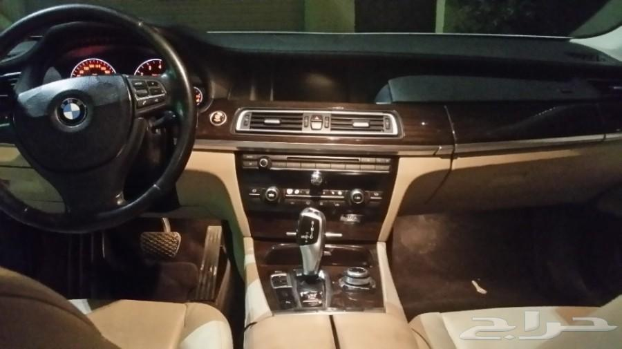 BMW2010 -730 بي ام دبليو2010-730 نظيف جدا