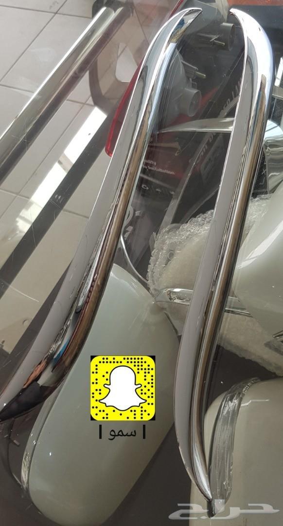 اكسسوارات وقطع ترهيم لاندكروزر 2015 البريمي