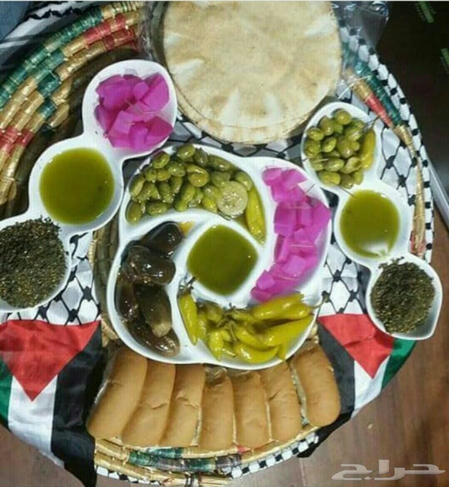 زيت زيتون فلسطيني مبارك لكل أنحاء المملكة