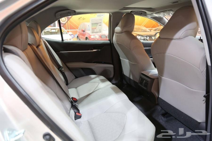 تويوتا كامري SE-V6 موديل 2020 بسعر114.000ريال