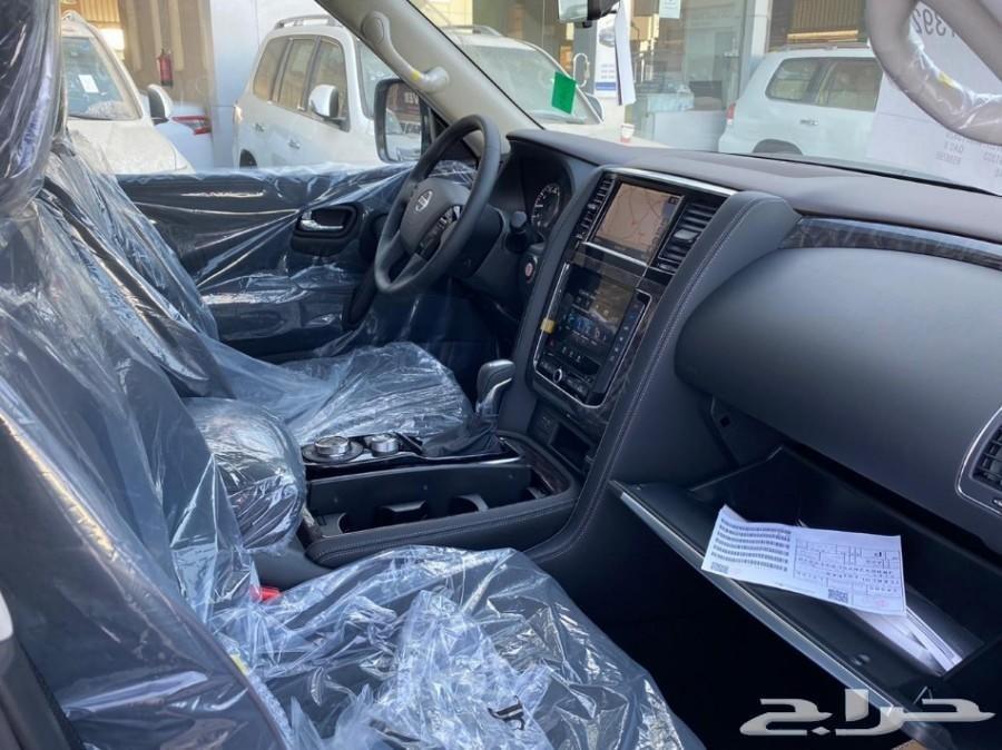 نيسان باترول SE2 سليندر6 موديل 2020وارد سعودي