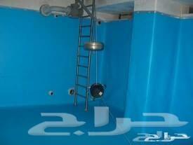 كشف تسربات مياه بدون تكسير بالجهاز الالكتروني