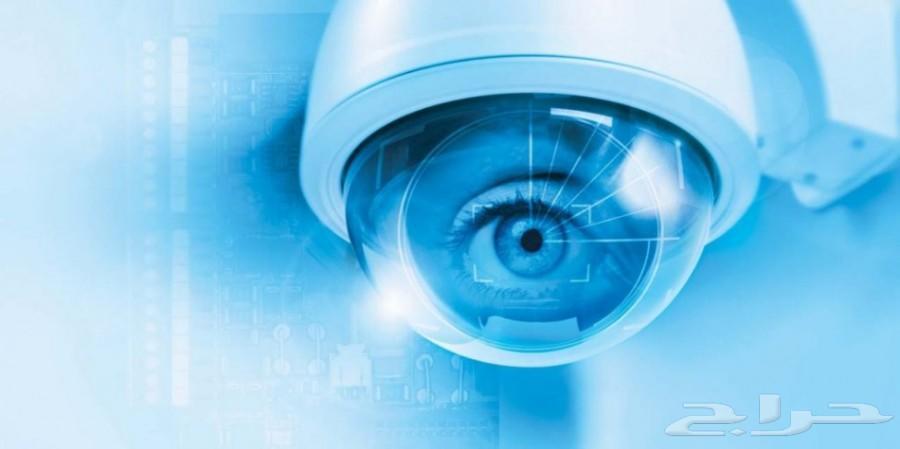 كاميرات مراقبة عقود صيانة وشهادة انجاز معتمدة