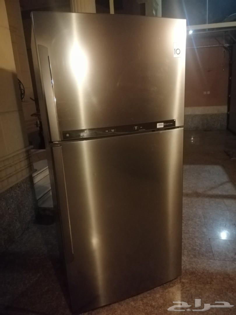 ثلاجةlg smart 21 قدم تصدير دول خليج وافريقيا