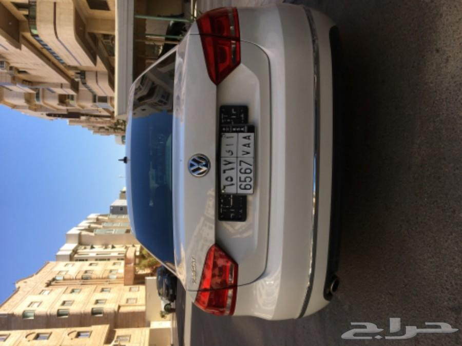 Volkswagen Passat 2016 GCC very clean