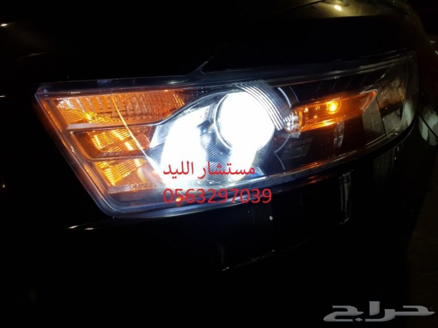 ليد LED بديلة الزينون فورد توروس (152 تقييم)