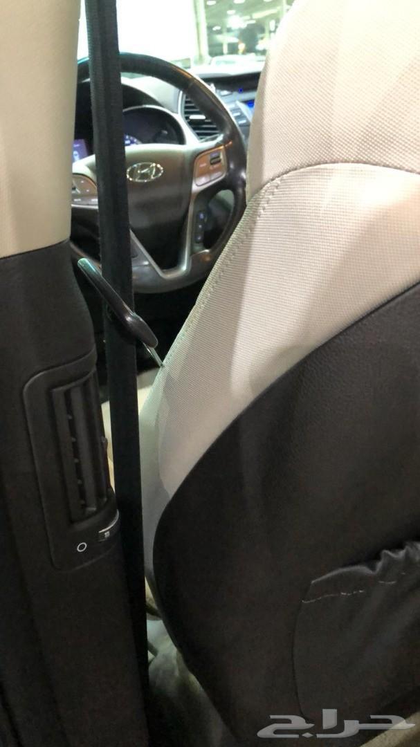 هونداي سنتافي 2016 نص فل محرك V6