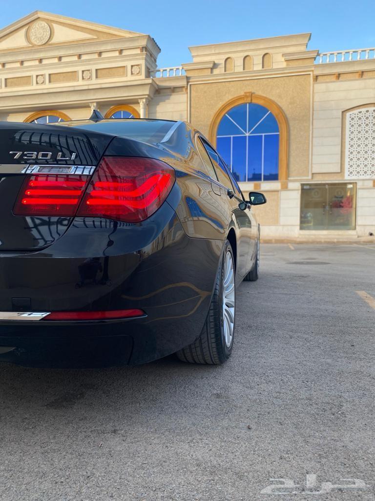 للبيع BMW2014 خليجي 730