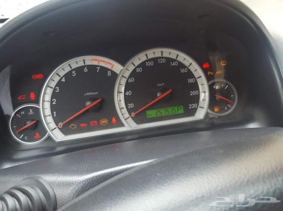 سيارة شفرولية نوع كبتيفيا موديل 2007