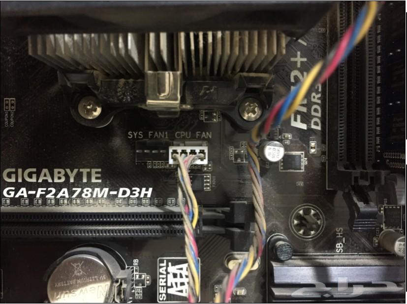 كمبيوتر العاب PC GAMING صندوق فقط