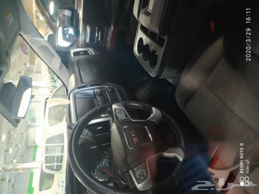 جي ام سى سييرا 2017 مستخدم فل كامل