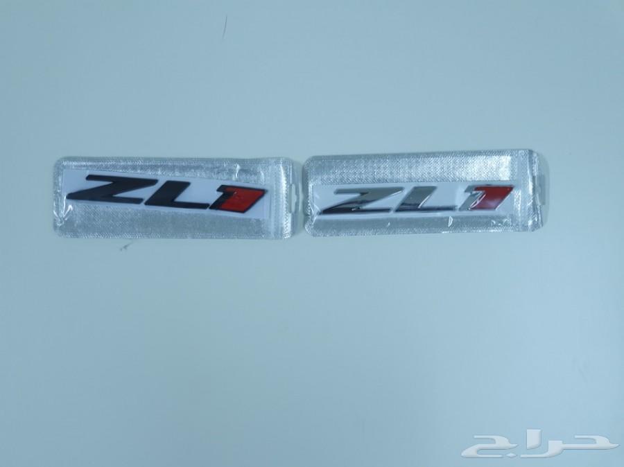 شعار ZL1 و SS