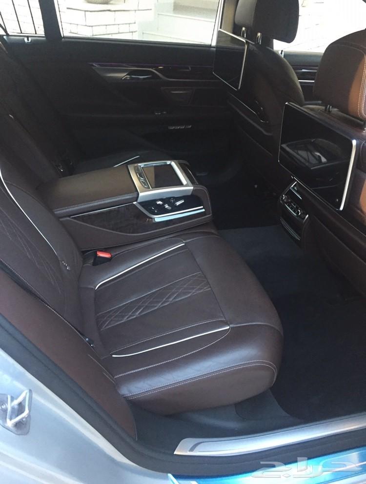 2016 BMW 740 LL