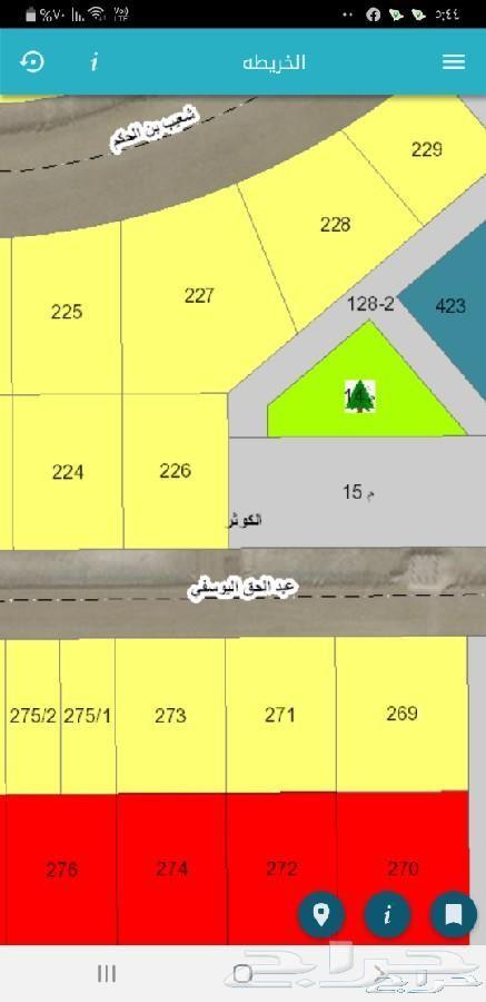 للبيع نص أرض بالعزيزية الخبر بمخطط 128 الكوثر