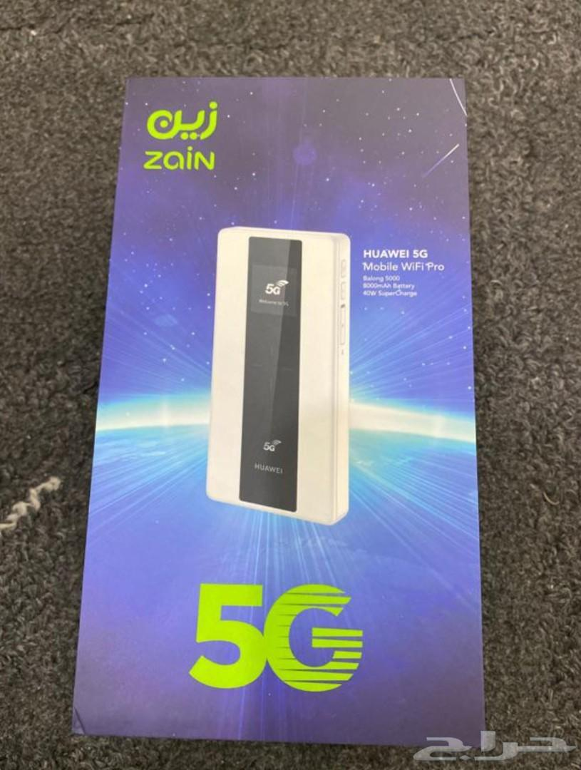 حراج الأجهزة | راوتر هواوي زين 5G