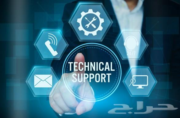 مهندس حاسب الي لتقديم الدعم الفني