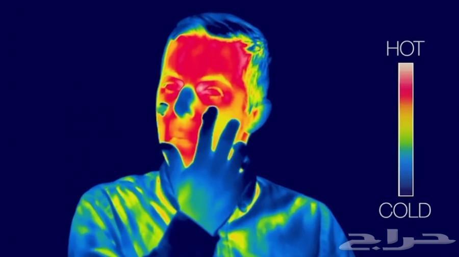 حراج الأجهزة | كاميرات حرارية لكشف كورونا