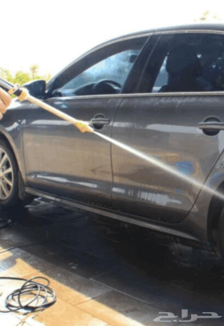 غطاسة موية غسل سيارتك والمكيفات تحت بيتك