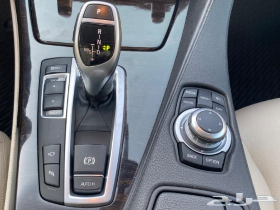 BMW 640i GRAND COUPE 2013 ( تم البيع )