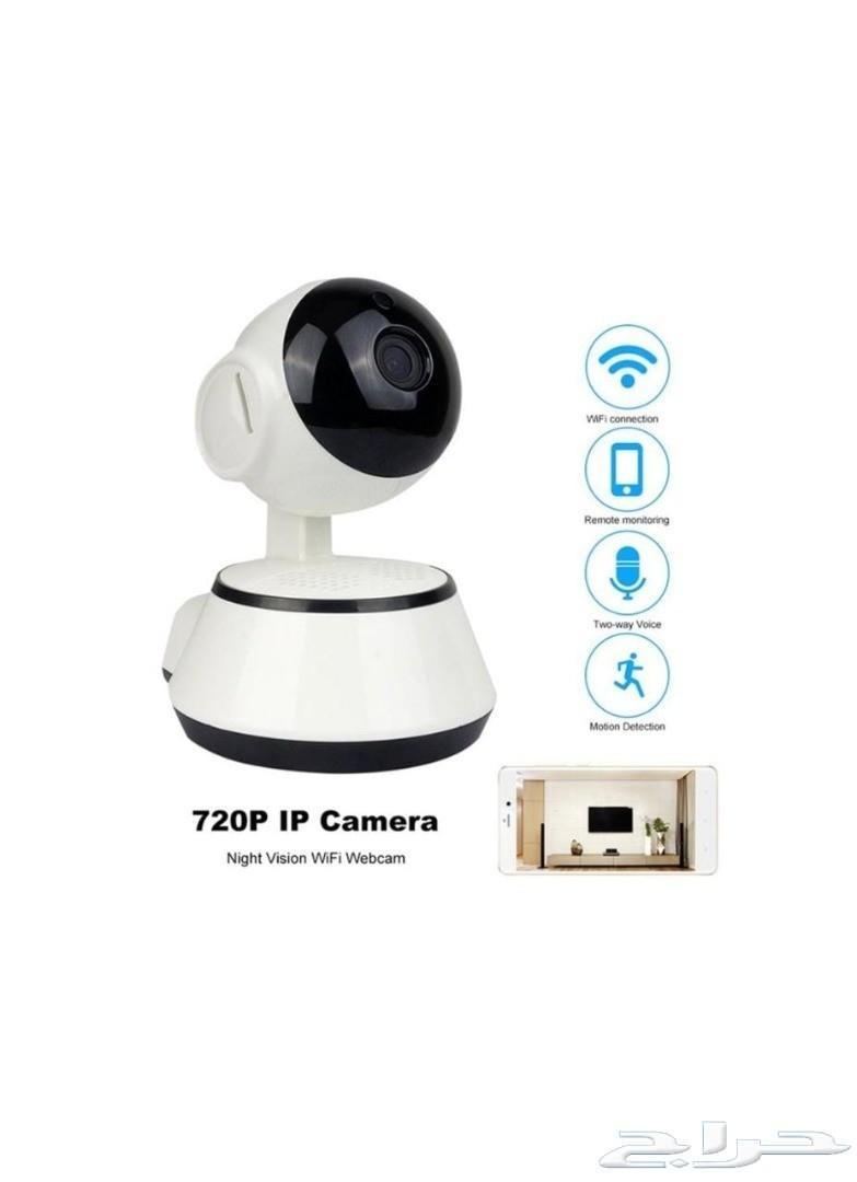 كاميرا لمراقبة الاطفال من الجوال